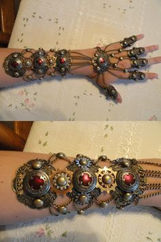 steampunksteampunk: Steampunk Glove