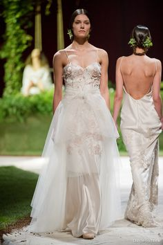 david fielden 2015 bridal 8371 weddubg dress thin straps 8372 overskirt