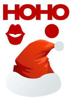hous parti, photobooth, booth noel1, christma time, photo booths, holiday decor, bricolag noel, booth idea