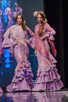 Traje de Flamenca - Angeles-Verano - Pasarela-Flamenca-Jerez-2016