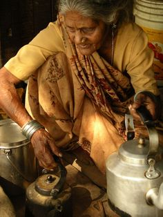 The Origins of Masala Chai Tea