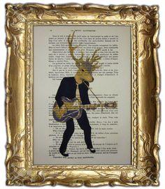 $10 Coco de Paris: Rock deer