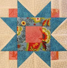 Quilt Block of the MONTH #15