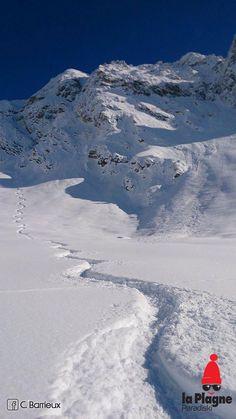 T'en veux de la bonne ? #pow #poudreuse #snow #laplagne