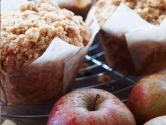 Soooo easy apple muffins