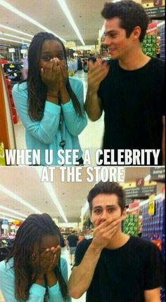 Celebrity moms 519462138260640890 - I would be worse then that. I would fall to the ground crying while also laughing. Then he would have an excuse to ask me I was okay and hug me. Genius plan right? Source by amimisimilis Teen Wolf Memes, Teen Wolf Funny, Maze Runner Funny, Maze Runner Movie, Maze Runner Trilogy, Maze Runner Cast, Jake T Austin, Teen Wolf Ships, O Brian