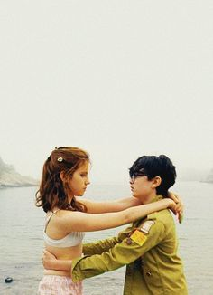 Moonrise Kingdom, Wes Anderson / The cinematography. Wes Anderson Films, West Anderson, Wes Anderson Characters, Bon Film, Movies And Series, Scenes From Movies, Fritz Lang, Joan Rivers, Film Serie