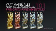 Vray Materiales avanzados - Parte01 - Teoria y principios fundamentales ...