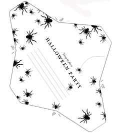 Free halloween party invitation printables devil free halloween halloween clip art and templates from martha stewart too early not for her stopboris Image collections