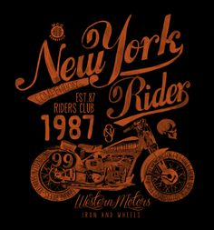 M-RIDERS by CAN SEYLAN, via Behance