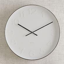 Wall Clocks, Modern Wall Clocks & Contemporary Wall Clocks | West Elm