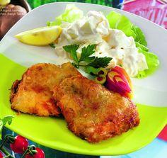 Borzas- bundás hal Tandoori Chicken, Bors, Meat, Ethnic Recipes, Party, Fiesta Party, Parties, Direct Sales Party