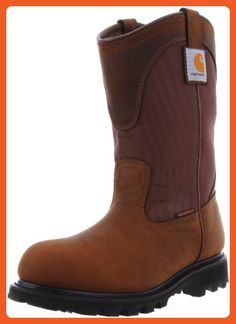 Carhartt Women's CWP1150 Work Boot,Bison Brown Oil Tan,6 M US - Work and saftey shoes for women (*Amazon Partner-Link)