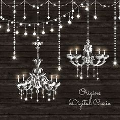 String Lights With Clips Christmas String Lights Set  Pinterest  Graphics Lights And