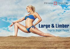 Yoga for overweight people gives you convincing reasons to try it out. The overweight consider themselves outcast sometimes.  http://www.fitnessrepublic.com/yoga/large-limber-yoga-for-bigger-people.html