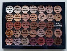 MAC VS Makeup Geek