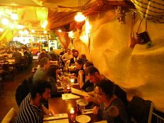 Stone Cave, Turkish restaurant, Dalston.