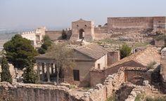 Visita al Castillo de Sagunto