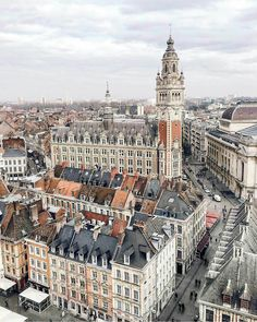 Lille, France - my 7th great-grandmother, Anne, was born in the Wicres neighborhood in 1624. It was under Spanish Habsburg rule at the time.
