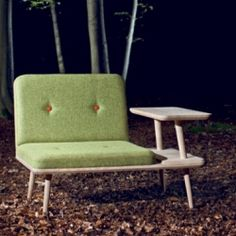 Laptop Lounge chair by Rasmus Fenhann