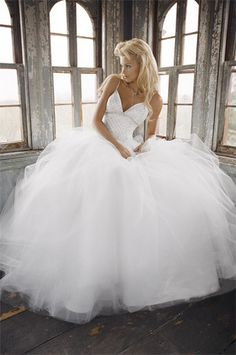 wedding princess dresses