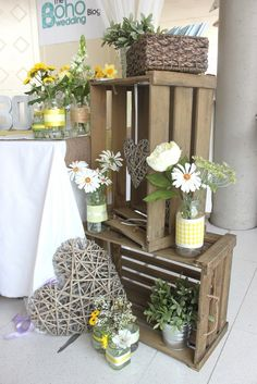 Save The Date 'Wedding Event With a Difference': My Stand and a Few Pictures… Wedding Expo Booth, Wedding Show, Bridal Show, Chic Wedding, Rustic Wedding, Our Wedding, Wedding Ideas, Wedding Fayre, Wedding Events