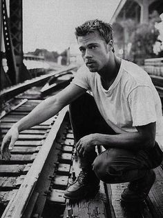 Brad Pitt | The Railway