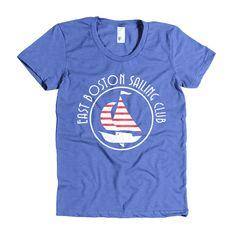 East Boston Sailing Club T-Shirt