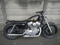Harley-Davidson Sportster 883 by Brat Style
