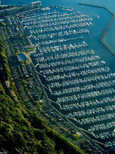 Shilshole Marina in Seattle, Washington