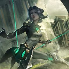 Excellent Pic league of legends camille Style Lol League Of Legends, Camille League Of Legends, League Of Legends Characters, Fantasy Character Design, Character Inspiration, Fantasy Characters, Female Characters, Akali Lol, Legend Drawing