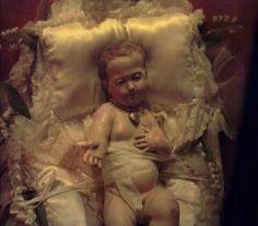 Il Bambinello di Padre Pio a San Giovanni Rotondo.