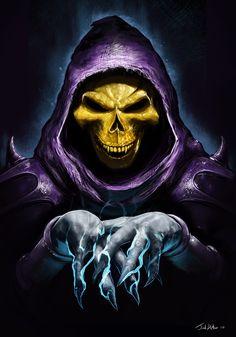 Skeletor #MOTU