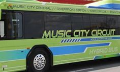 Don't forget there are free shuttles available during CMA Fest!