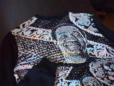 Cosby sweaters are generally the least cool thing you could possibly wear, but it turns out that there's at least one that we wouldn't mind wearing. This literal Cosby sweater was made by Andrew Salamone on a hacked knitting machine from the 1980s. Instead of knitting the usual stripes or bizarre abstract patterns knitting machines [...]