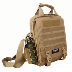 Free Shipping Molle utility bagpack,Laptop bag,Totes,Multi Function Tactical package $53.90