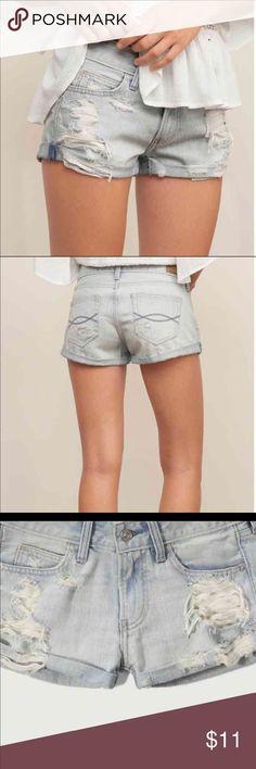 Abercombie size 4 Shorts size 4 Abercrombie & Fitch Shorts Jean Shorts