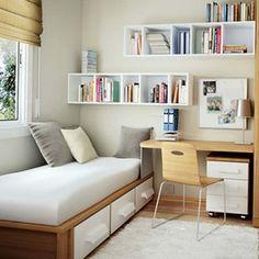 Desain Kamar Tidur Minimalis Untuk Remaja Check more at http://desainrumahkita.net/desain-kamar-tidur-minimalis-untuk-remaja/