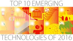 Top 10 Emerging Technologies of 2016 from the World Economic Forum