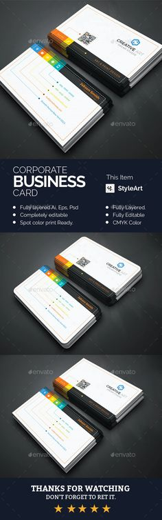 Business Card by StyleArt | GraphicRiver