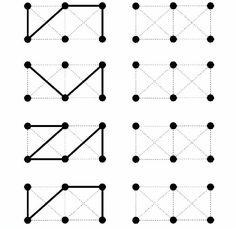Printable Preschool Worksheets, Kindergarten Worksheets, Preschool Activities, Printables, Coding For Kids, Le Point, Glyphs, Dots, Area And Perimeter