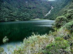 La Laguna Negra, Mérida.