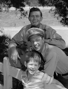 Andy, Barney, and Opie