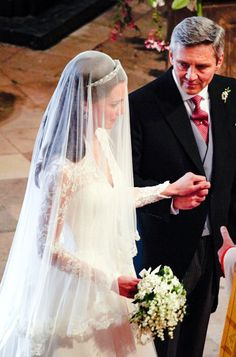 April 29th, 2011: Happy Fourth Wedding Anniversary, William & Catherine.