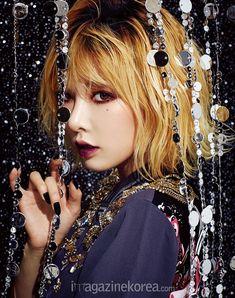 Hyuna 4minute Esquire January 2014