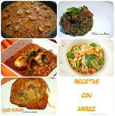 5 recetas con arroz con la que sorprender a tus invitados | Cocina