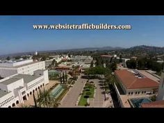 San Diego State University Aerial Photography