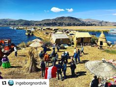 Lago Titicaca. #reiseliv #reiseblogger #reisetips #reiseråd  #Repost @ingeborgnordvik (@get_repost)