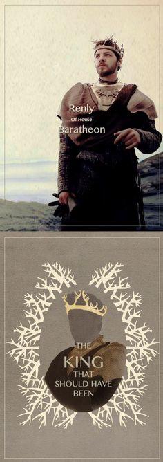 Renly of House Baratheon