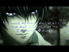 Death Note AMV - Stalemate From Death Note The Musical (English Version)